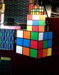 Rental store for Neon Rubik Cube Tower in Grand Cayman KY