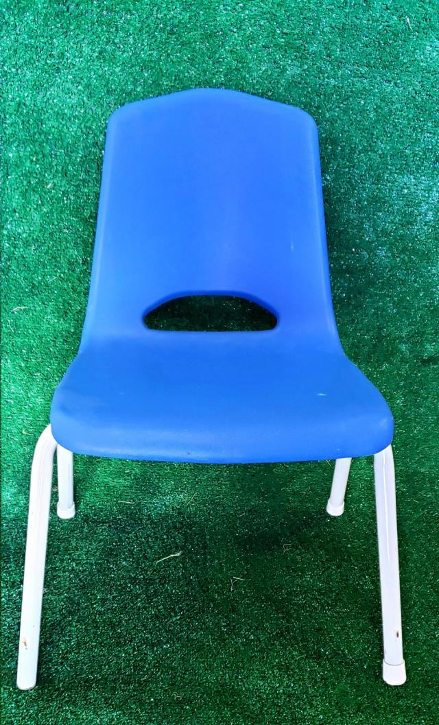 Where to find Chair - Kids Blue in Grand Cayman