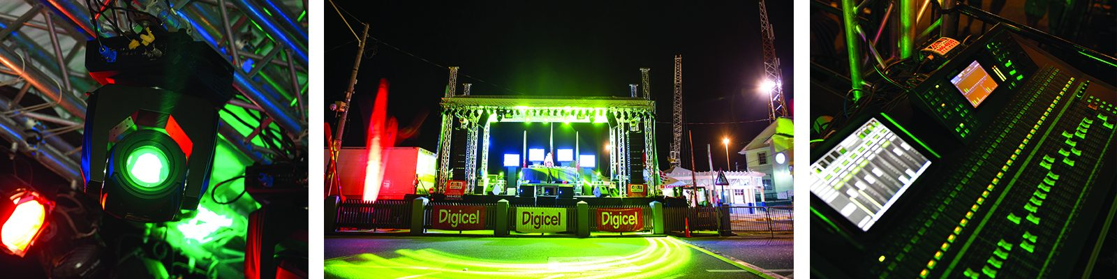 equipment rentals for events